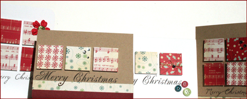 Super Quick Christmas Cards