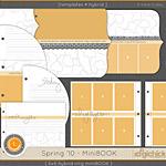 KD Spring '10 miniBOOK