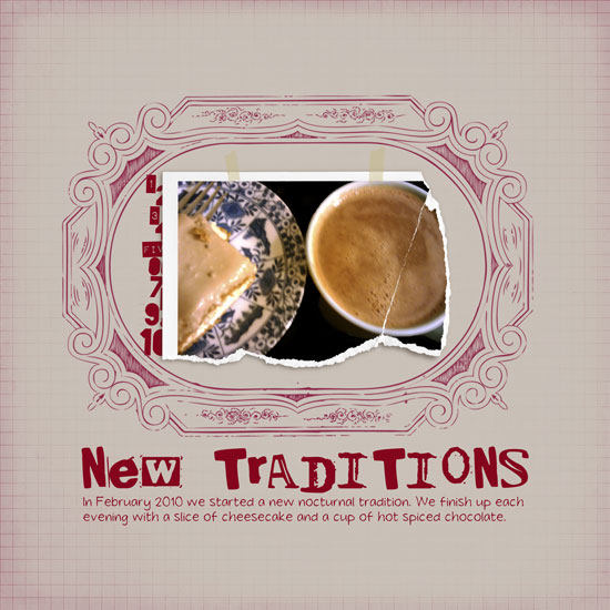New Traditions