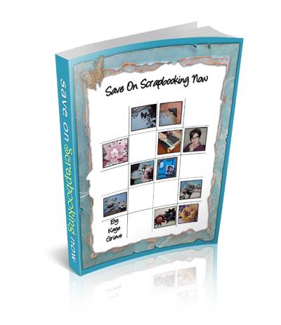 Save On Scrapbooking Now