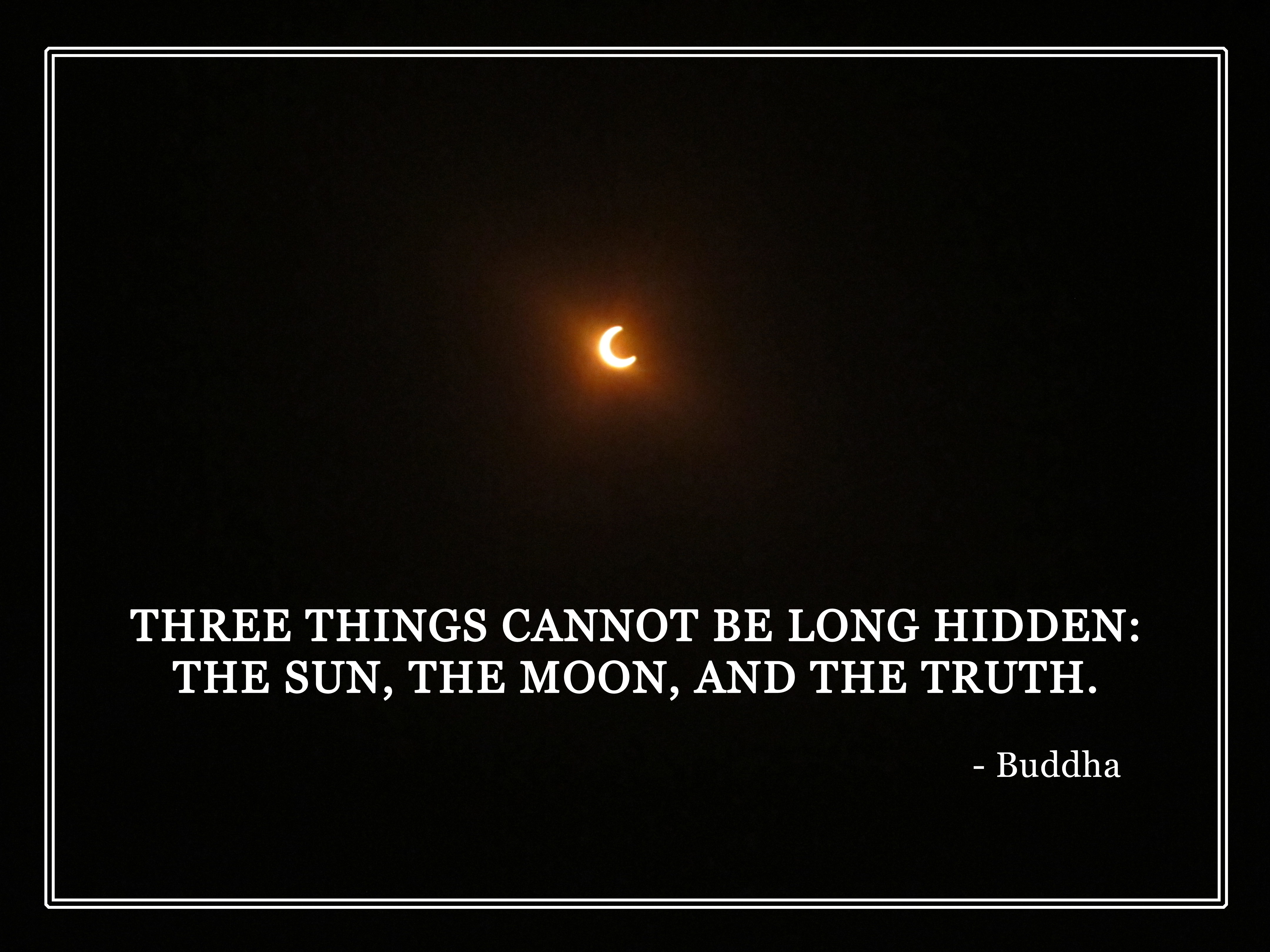 Eclipse Quote