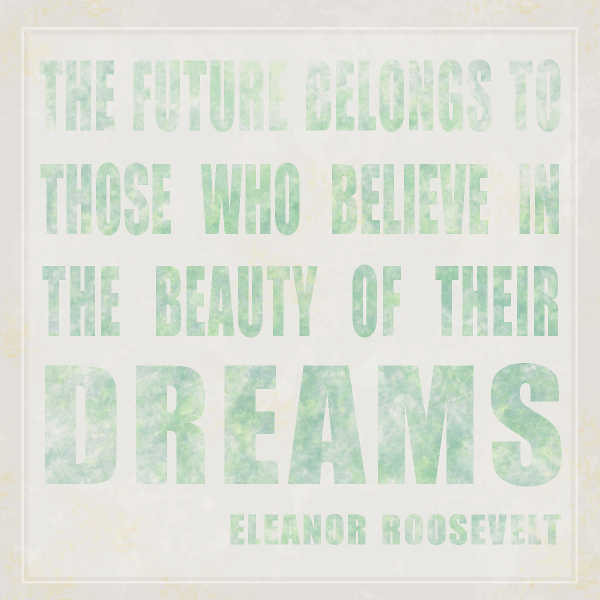 Printable Quote by Eleanor Roosevelt