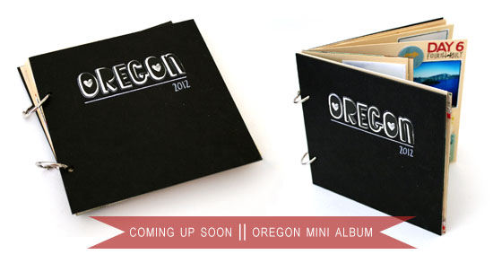 Sneak Peek - Oregon Mini Album