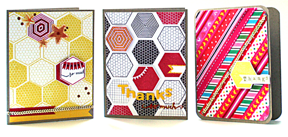 Thank You Cards by Creativity Prompt