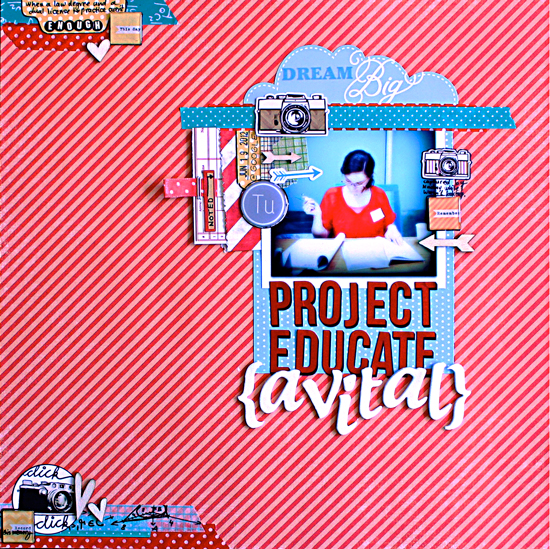 Project Educate Avital Layout